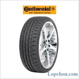 Lốp Continental 245/50R18 ContiSportContact 3 chống xịt